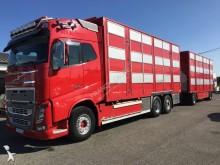 Volvo Lastzug Viehtransporter