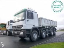 Mercedes tipper trailer truck