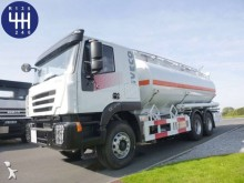 k.A. Lastzug Tankfahrzeug (Mineral-)Öle