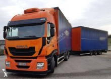 Iveco Stralis AT 260 S 46 trailer truck