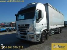 Camión remolque lonas deslizantes (PLFD) Iveco Stralis AS 320 S 50