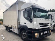 Iveco Stralis AD 320 S 46 X/PS trailer truck
