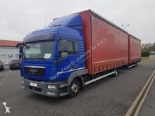 camião reboque cortinas deslizantes (plcd) MAN