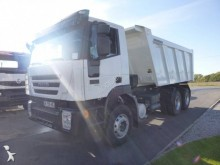ciężarówka z przyczepą wywrotka Iveco