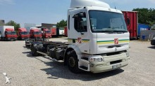 camion cu remorca transport containere second-hand