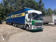 Mercedes Actros 2541 trailer truck