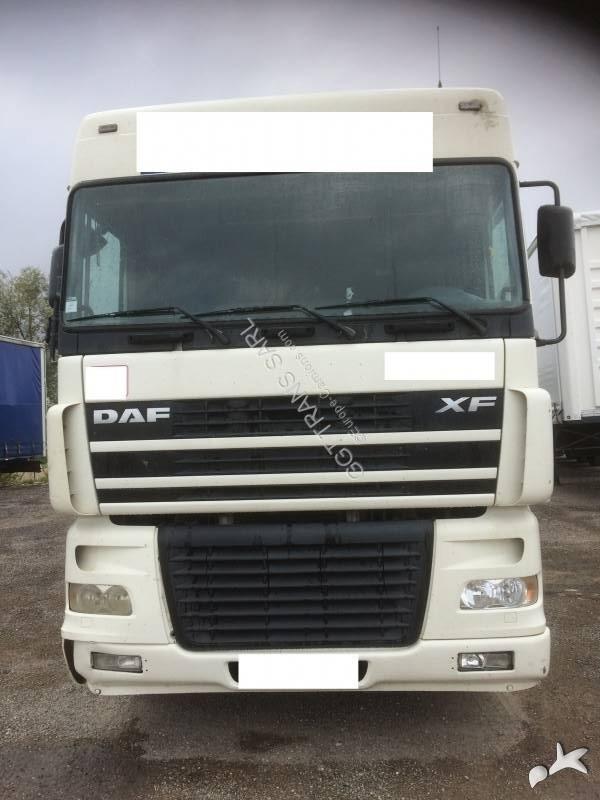 DAF trailer truck