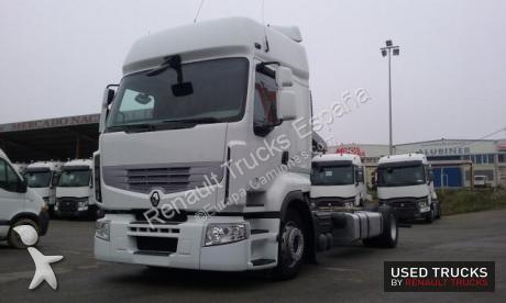 Camión remolque Renault
