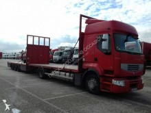 Renault Lastzug Pritsche Standard