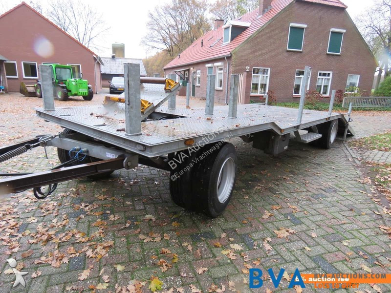 N/a Heuvelmans low loader trailer truck