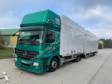 Mercedes Lastzug Autotransporter