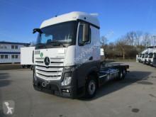 camion remorque Mercedes ACTROS 2545 L JUMBO-BDF*TWIST-Lock + Hubschwinge