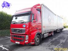 Volvo tautliner trailer truck