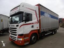 camião reboque cortinas deslizantes (plcd) Scania