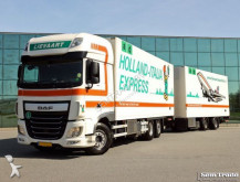 DAF XF460 FAR TOP CONDITION 50 CC FRI Lastzug