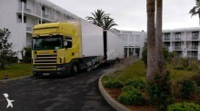 camion remorque porte voitures Scania