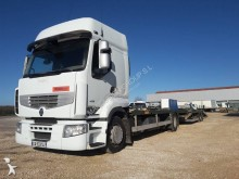 Renault car carrier trailer truck