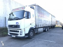 tweedehands vrachtwagen met aanhanger Schuifzeilen