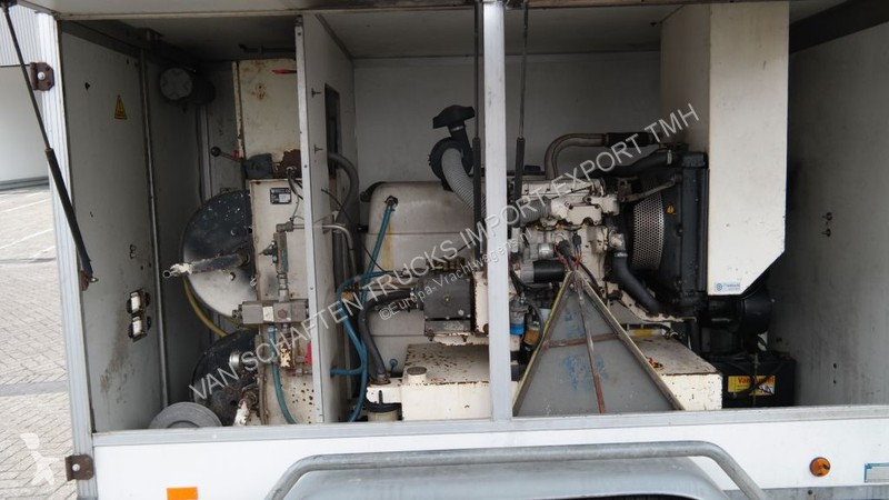 N/a HIGH PRESSURE HOT AND COLD WATER UNIT trailer truck