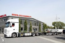 Mercedes chassis trailer truck