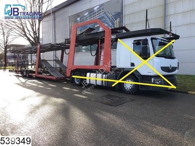 Camion remorque nc Eurolohr Eurolohr / Lohr, Cartransporter, Combi