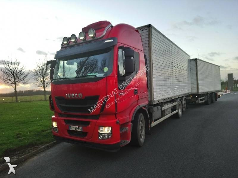Camion remorque Iveco
