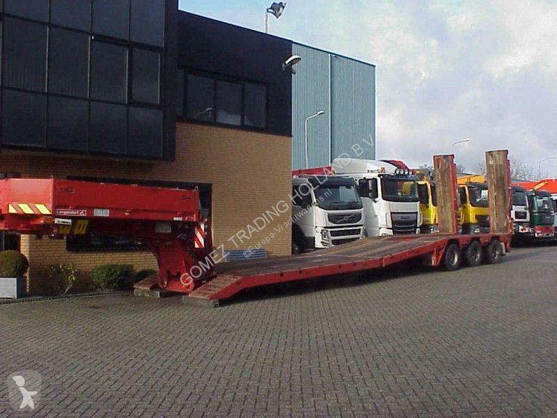 Voir les photos Semi remorque nc Satah H 30/33 Low loader