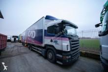 другой грузовой автомобиль с прицепом Scania