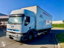 Renault moving box trailer truck