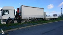 used dropside flatbed trailer truck