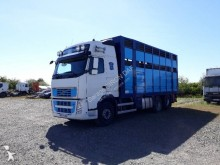 Volvo cattle trailer truck