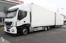 camion remorque fourgon Iveco
