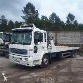 ciężarówka z przyczepą do transportu samochodów używana