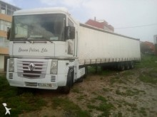 camion remorque Renault AE 380