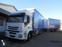 Iveco Stralis 260 S 42 trailer truck