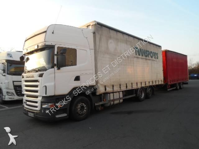Autotreno Scania
