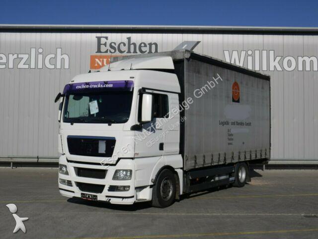 Camion remorque MAN TGX 18.400 4x2, Jumbo, XLX, Intarder, Edscha