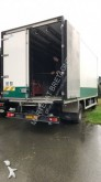 Renault meat transport refrigerated trailer truck