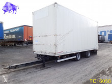 n/a Closed Box trailer truck