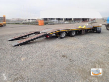 n/a heavy equipment transport trailer truck