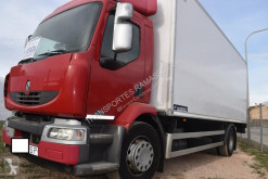 Renault mono temperature refrigerated trailer truck