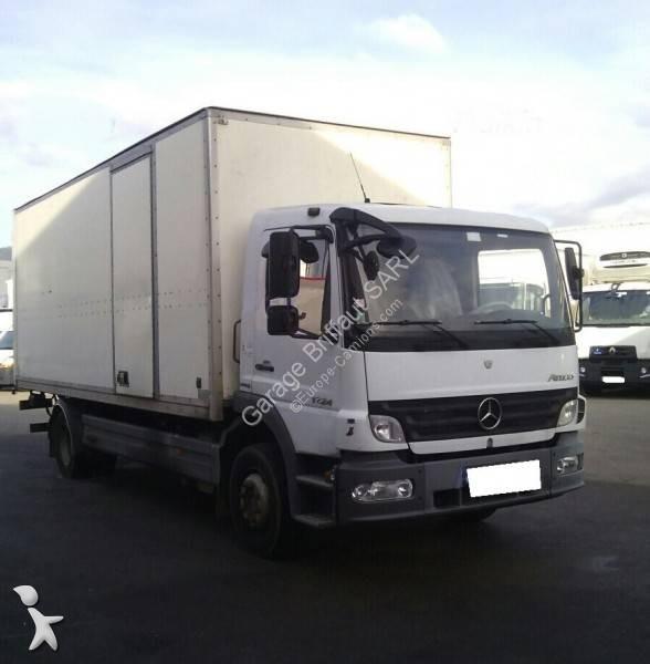 Camion remorque Mercedes