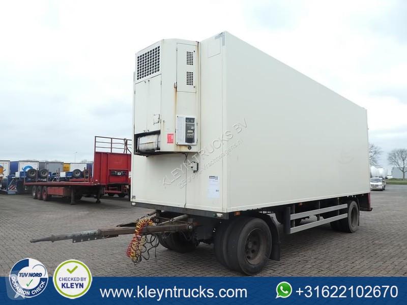 N/a CLOSED BOX trailer truck