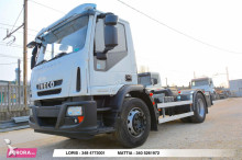 Iveco car carrier trailer truck