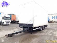 Van Hool Closed Box trailer truck