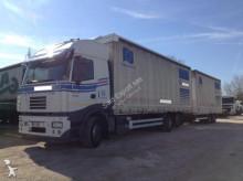camion remorque rideaux coulissants (plsc) Iveco