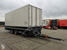 Voir les photos Camion remorque nc DAMT 1800 / FLOWERS TRANSPORT / HEATING / LIFT