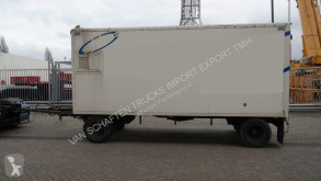autotreno nc CLOSED BOX TRAILER
