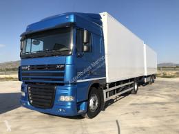 DAF XF 105.460 Y REMOLQUE KRONE trailer truck