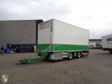 Chereau box trailer truck